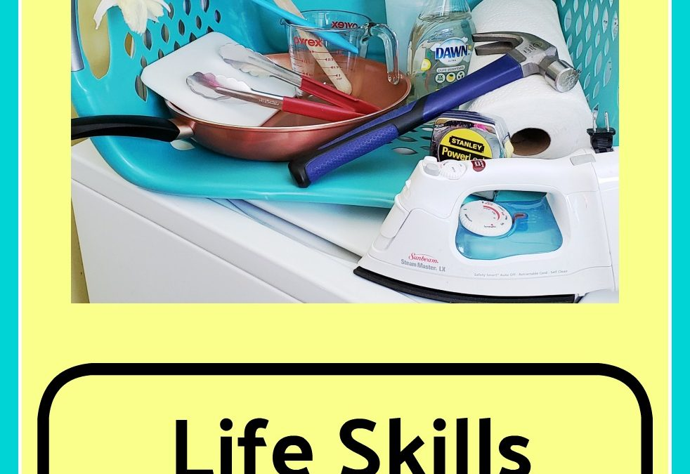 Life Skills Your Kids Should Know