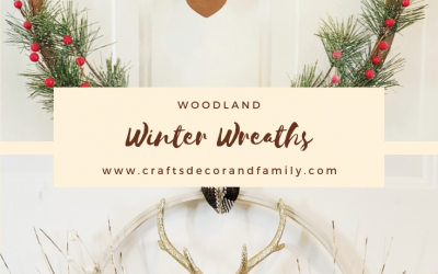 Woodland Winter Wreaths