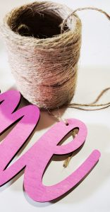 twine and sign