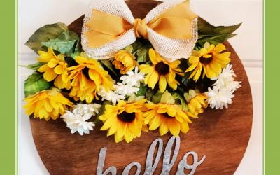 Hello Sunflowers!